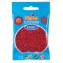 Hama Perles Mini 501-22 Rouge Noël - 2000 pces