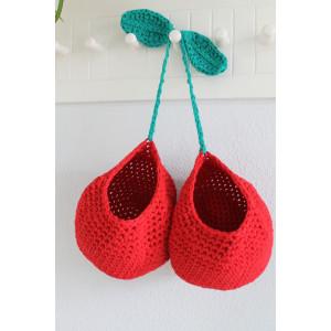 Rito Krea Kit Crochet Paniers Cerises