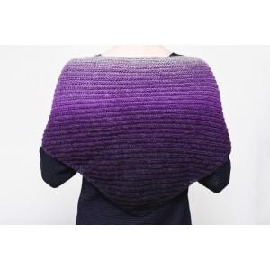 Rito Krea Kit Crochet Châle Azalea