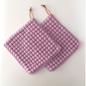 Rito Krea Kit Crochet Cache-pot Bobbles