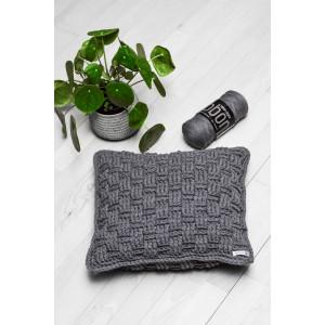 Rito Krea Kit Crochet Oreillers Vannerie 40x40cm
