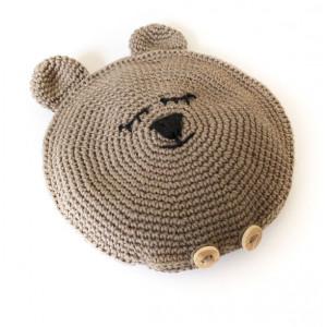 Winthersdesign Coussin Chauffant Ours - Patron de Coussin Chauffant au Crochet