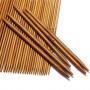 Infinity Hearts Set Aiguilles à Tricoter Double Pointe Bambou 13cm 2-5mm 11 Paires