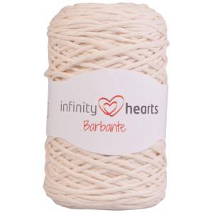 Infinity Hearts Barbante Laine 03 Blanc Cassé