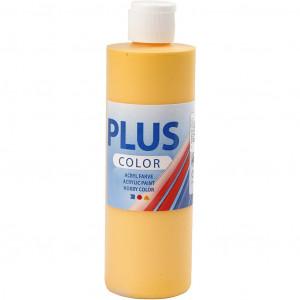 Plus Color Peinture Création, 250ml, jaune soleil