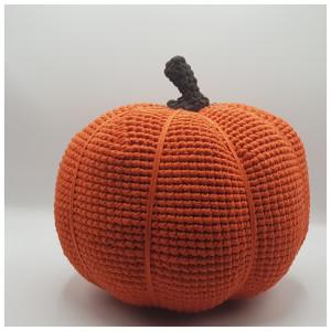 Citrouille Halloween par Rito Krea - Modèle Crochet Citrouille