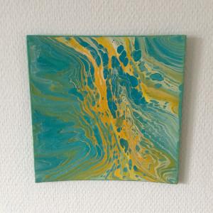 Rito Krea Acrylic Pouring - Peinture à Verser 20x20cm