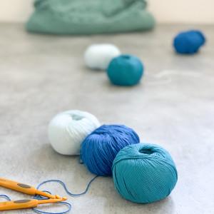 Rikke Lyngholm + Calendrier Été 2020 - Modèle de Crochet