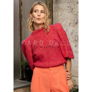 WernieSweater Karoline Dall by Mayflower - Sweater Strikkeopskrift str. S-XXXL